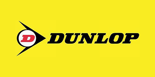 DUNLOP tyres in Jim Dickson