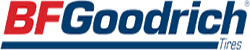 B.F. GOODRICH tyres in Pellon