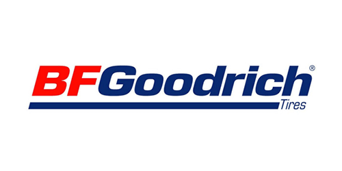 B.F. GOODRICH tyres in Jim Dickson