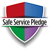 Safe Service Pledge
