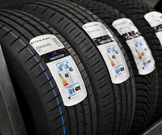 Understanding the EU Tyre Label